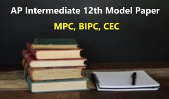 TS inter Model Papers 2020