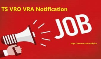 TS VRO VRA Notification 2020 Apply Online Eligibility Age Fee Importance Exam Date Details