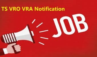TS VRO VRA Recruitment 2020 Notification District wise Vacancy List Syllabus Model Question Paper Exam Pattern 2020