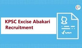 KPSC Excise Abakari Recruitment 2020 Apply Online Eligibility Exam Date at www.stateexcise.kar.nic.in